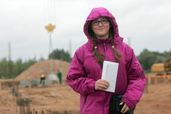 Balsių gyventojams veikianti mokykla žadama po metų