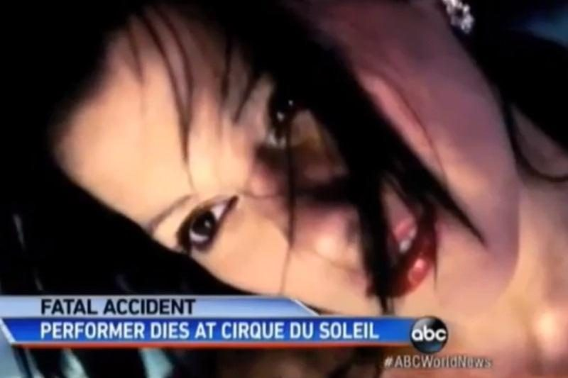 """Cirque du Soleil"" artistės žūtis pripažinta nelaimingu atsitikimu"