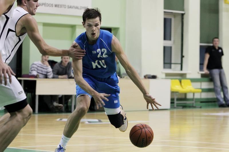 Klaipėdiečiai palaužė Lietuvos sporto universiteto krepšininkus