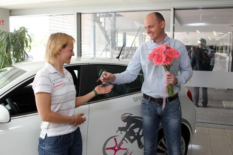 S.Krupeckaitės pasiruošimas olimpiadai – jau finišo tiesiojoje