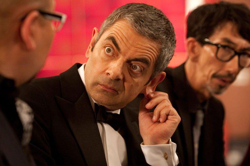Rowanas Atkinsonas grįžta į didžiuosius ekranus