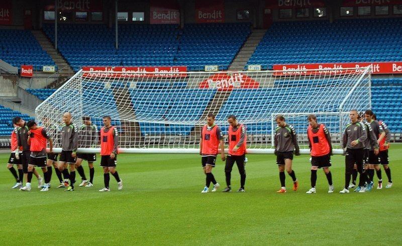 Atranka į Europos futbolo čempionatą: lietuvius išstūmė į 4 poziciją