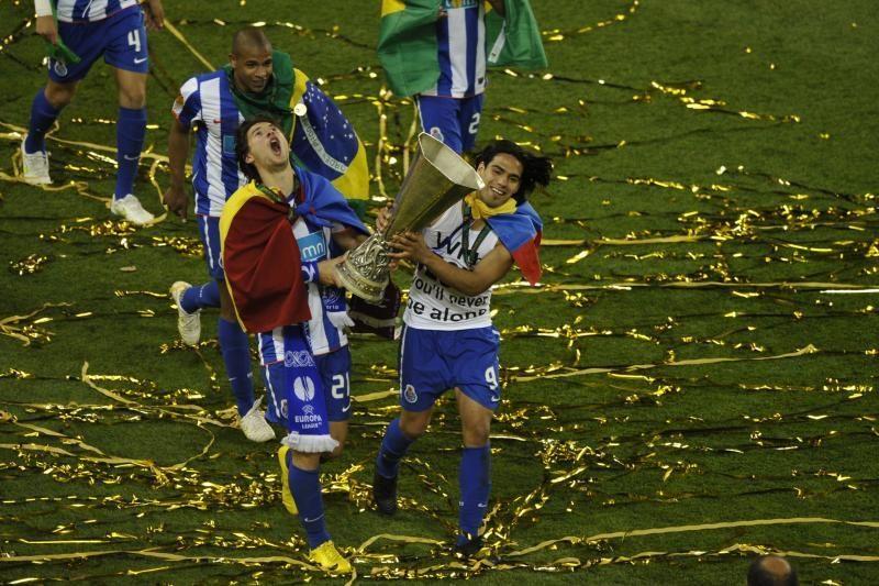 """Europos lygoje triumfavo """"Porto"""""""