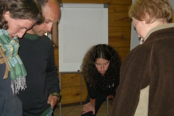 """""""Carito"""" mokymai socialinių krikščioniškųjų organizacijų forumui"""