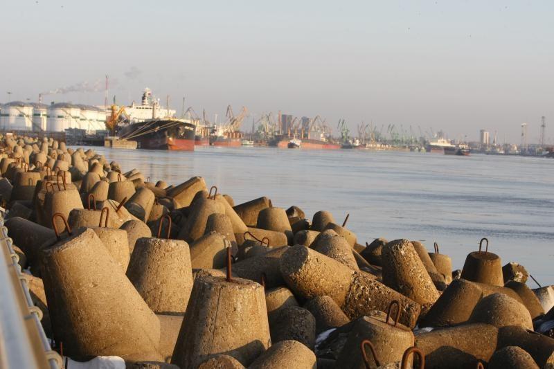 Šaltis  Klaipėdos  uostui – naudingas