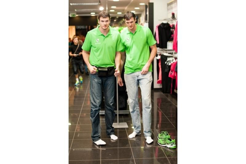 """Naujame sezone žalgiriečiai vilkės """"Adidas"""" aprangą"""