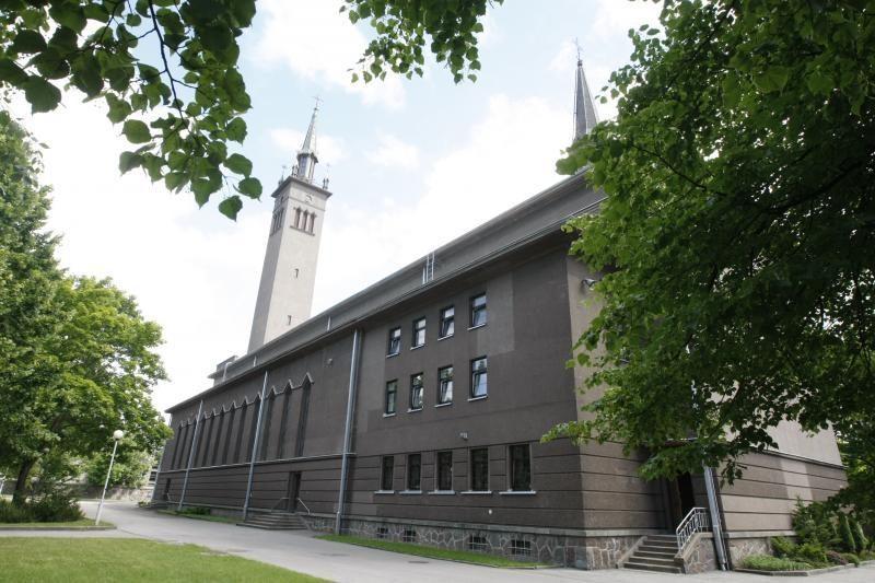 Bažnyčia užsimojo statyti parapijos namus
