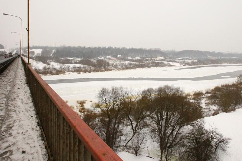 Pavasarinio potvynio Kaunas šiemet gali išvengti