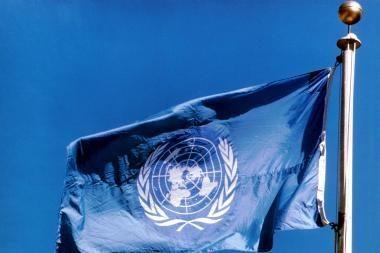 JT didžiosios šalys pradeda derybas dėl Sirijos rezoliucijos