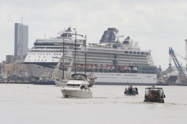 Klaipėdą aplankys daugiau kruizinių laivų