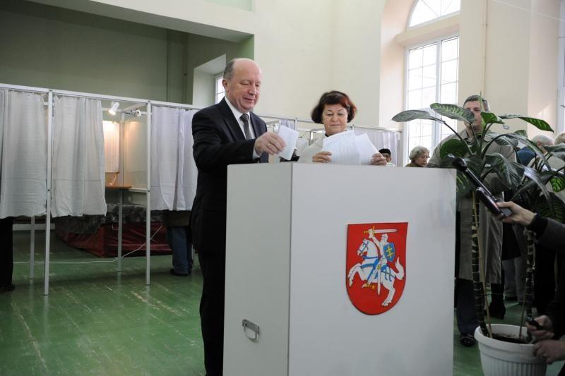 A. Kubilius rinkimų rezultatų neprognozuoja