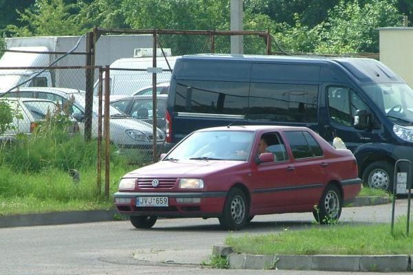 Į susitikimus su dukra L.Stankūnaitė atvežama vis kitu automobiliu