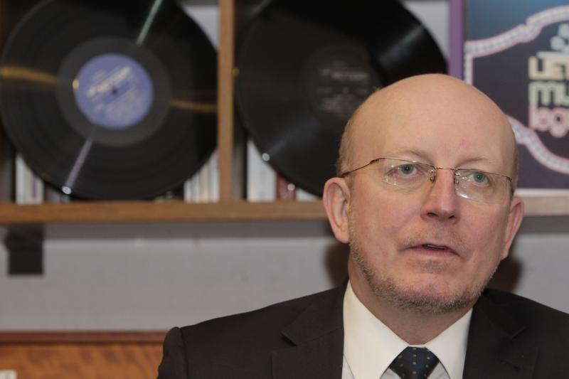 A. Valinskas pristatė sąmyšį sukėlusį televizijos projektą