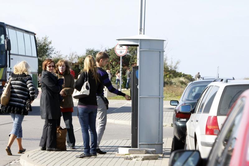 Klaipėdoje neliks nemokamų automobilių stovėjimo aikštelių?