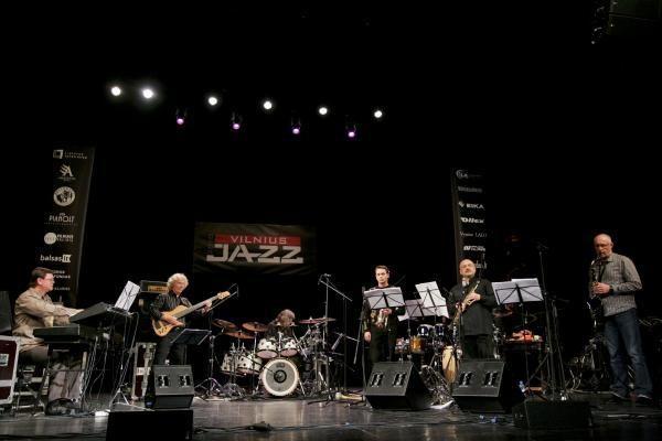 Jau po savaitės Vilniuje vėl skambės džiazas