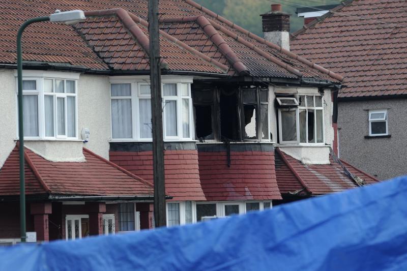 Londone per gaisrą naktį žuvo šeši žmonės