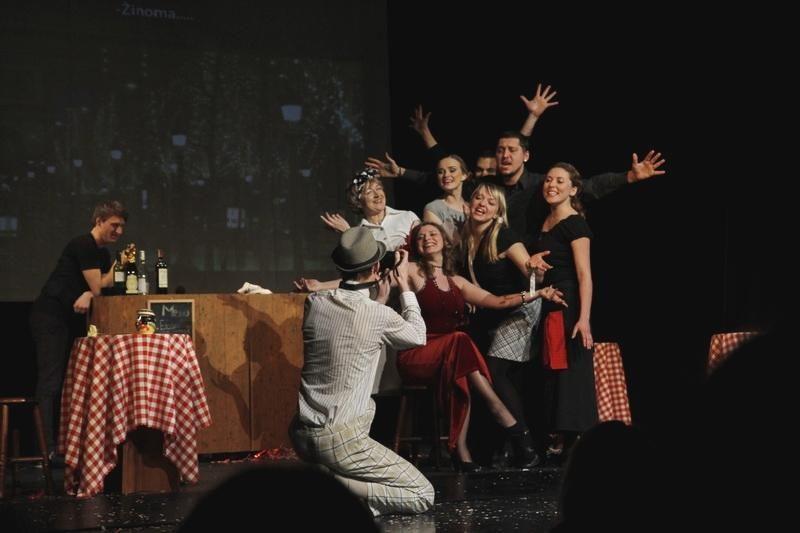Frankofonijos dienų uždarymui – muzikinė komedija Klaipėdoje