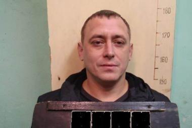 Sulaikytas įtariamasis, kartu su dviem bendrais įvykdęs ginkluotą plėšimą