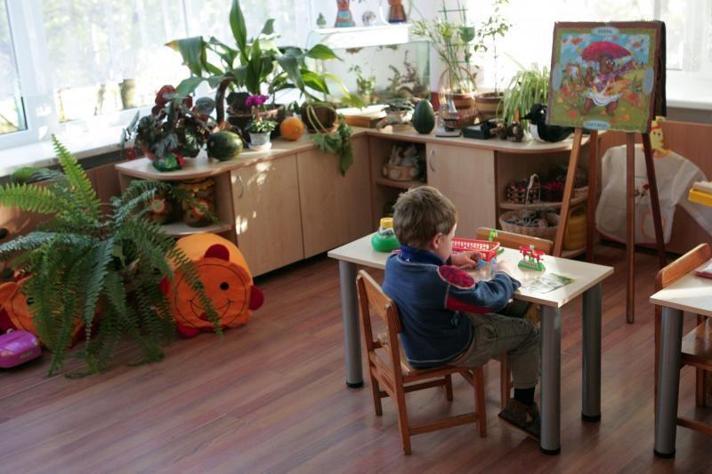 Jaunesni nei 1,5 metų vaikai priimami ne į visus Vilniaus darželius
