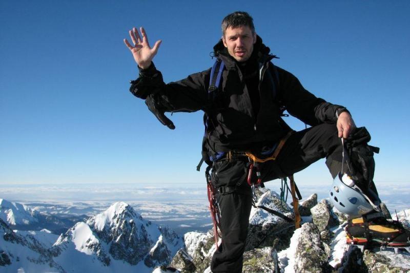 Pakistane žuvusio alpinisto kūnas turėtų būti pargabentas šeštadienį