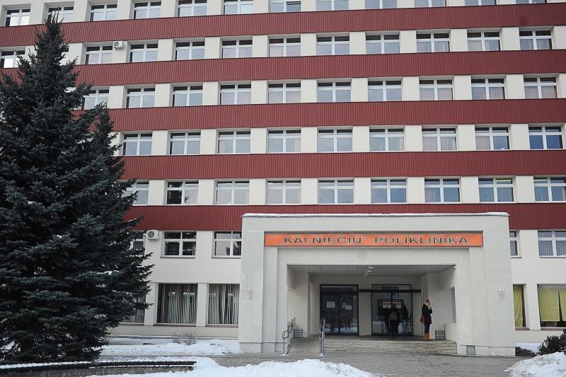 Kalniečių poliklinikos remontas – už daugiau nei milijoną