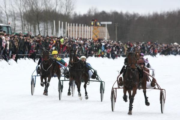 """""""Sartai 2012"""" lenktynių dalyviai pasiryžę lenktyniauti šeštadienį"""