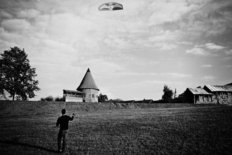 """Fotokonkursas """"Mano Kaunas"""": kas laimės skrydį oro balionu?"""