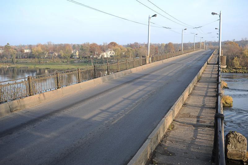 Panemunės tilto rekonstrukcija startuos gegužę