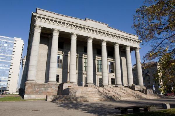 Vibracija M. Mažvydo bibliotekoje prilygsta žemės drebėjimui