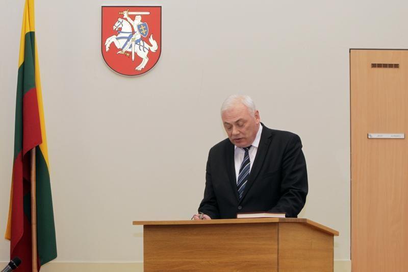 Lietuvos pilietybę gavę dvyniai iš Latvijos apsiverkė