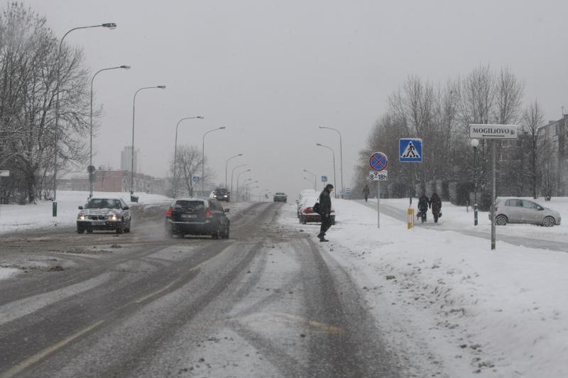 Kelininkai: gatvės bus kaip vasarą (papildyta 12.50 val.)