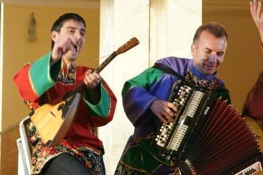 Kaune skleidėsi rusų kultūra ir menas