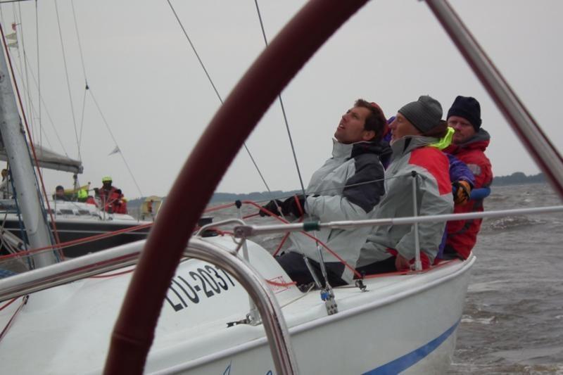 Savaitgalį Mingėje vyks regata Pilypo taurei laimėti