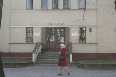 Klaipėdos prokuratūrų pastatų laukia rekonstrukcija