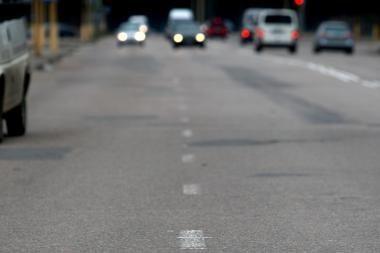 Sukti į kairę iš Geležinio Vilko gatvės bus draudžiama