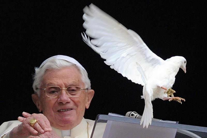 Egzorcistas: popiežius iš šv. Petro aikštės išvaikė demonus
