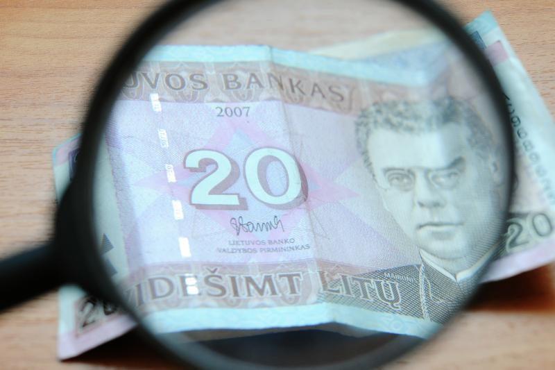 VRK antrąją dotaciją partijoms paskirstys nelaukdama lapkričio
