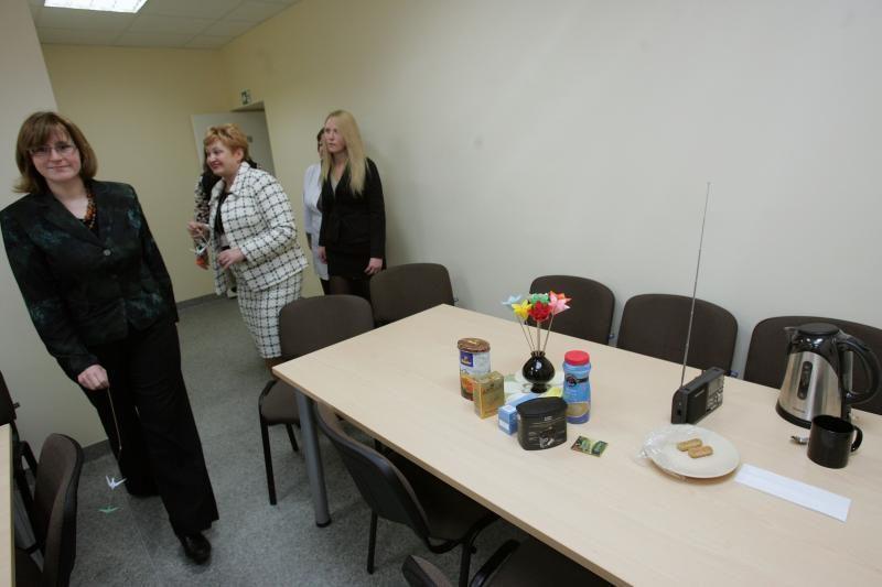 Kaune duris atvėrė pirmasis Psichikos dienos stacionaras