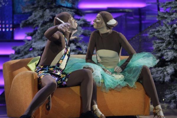 "J.Claudas ir E.Leonova visam laikui paliko ""Kviečiu šokti"""