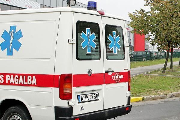 Uostamiestyje automobilis sunkiai sužeidė vaiką