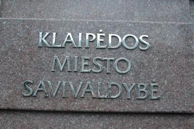 Areštuota Klaipėdos savivaldybės sąskaita (papildyta)