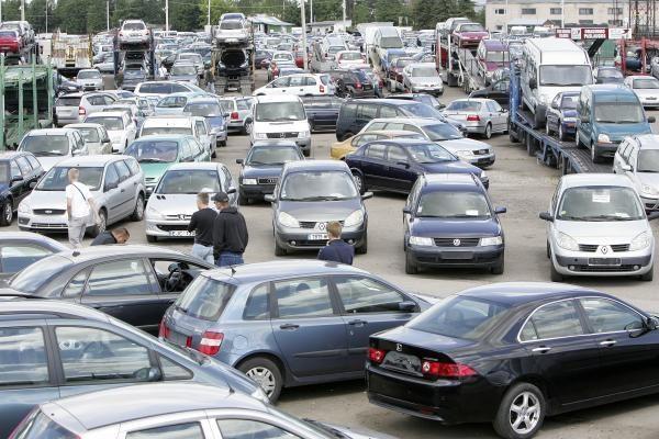 Sulaikyti kauniečiai, Estijoje ir Latvijoje vogę automobilius