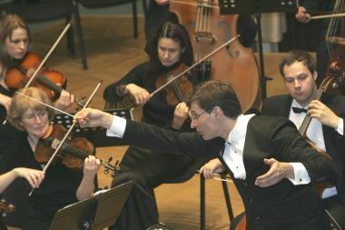 Kauno simfoninis orkestras pradės koncertų sezoną