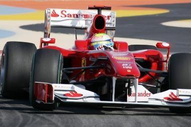 """""""F-1"""" lenktynės vyks ir Rusijoje"""