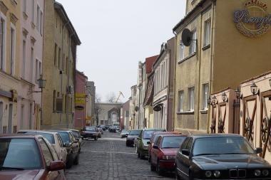 Klaipėdos senamiesčio neatgaivina jau penkerius metus