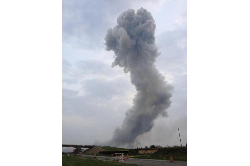 Teksase per sprogimą trąšų gamykloje žuvo 5-15 žmonių (atnaujinta)