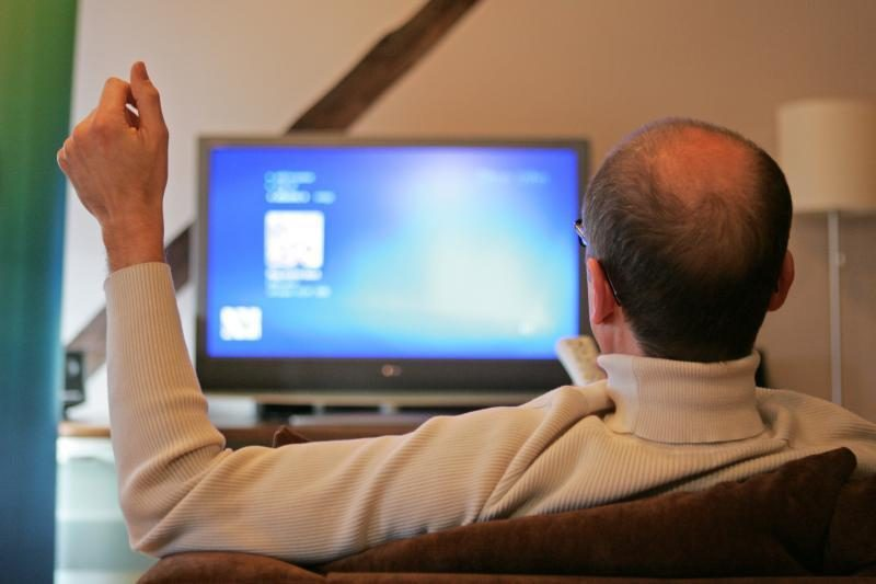 Verslaujančius palangiškius papiktino mokestis už televizorių