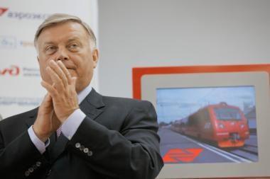 Antikonstituciniu ordinu apdovanotas V.Jakuninas rašys laišką Lietuvos vadovams