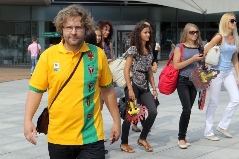 A.Zuokas: Vilnius čempionatui pasiruošęs