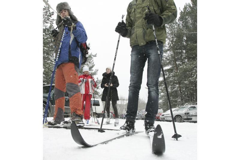 Slidininkai mieliau renkasi kalnus Lietuvoje